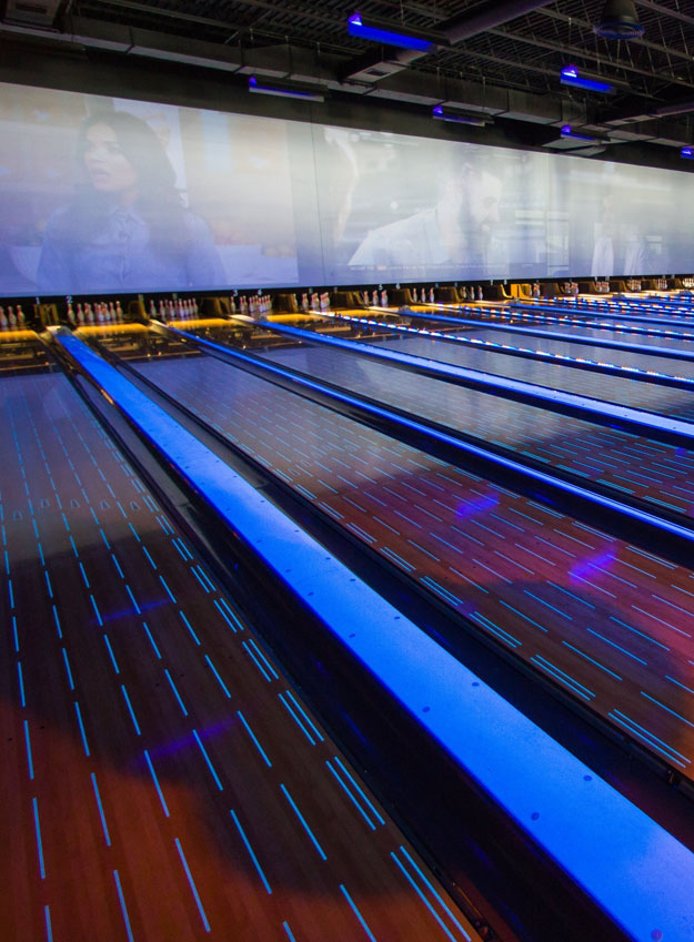 Revolutions Bowling and Lounge